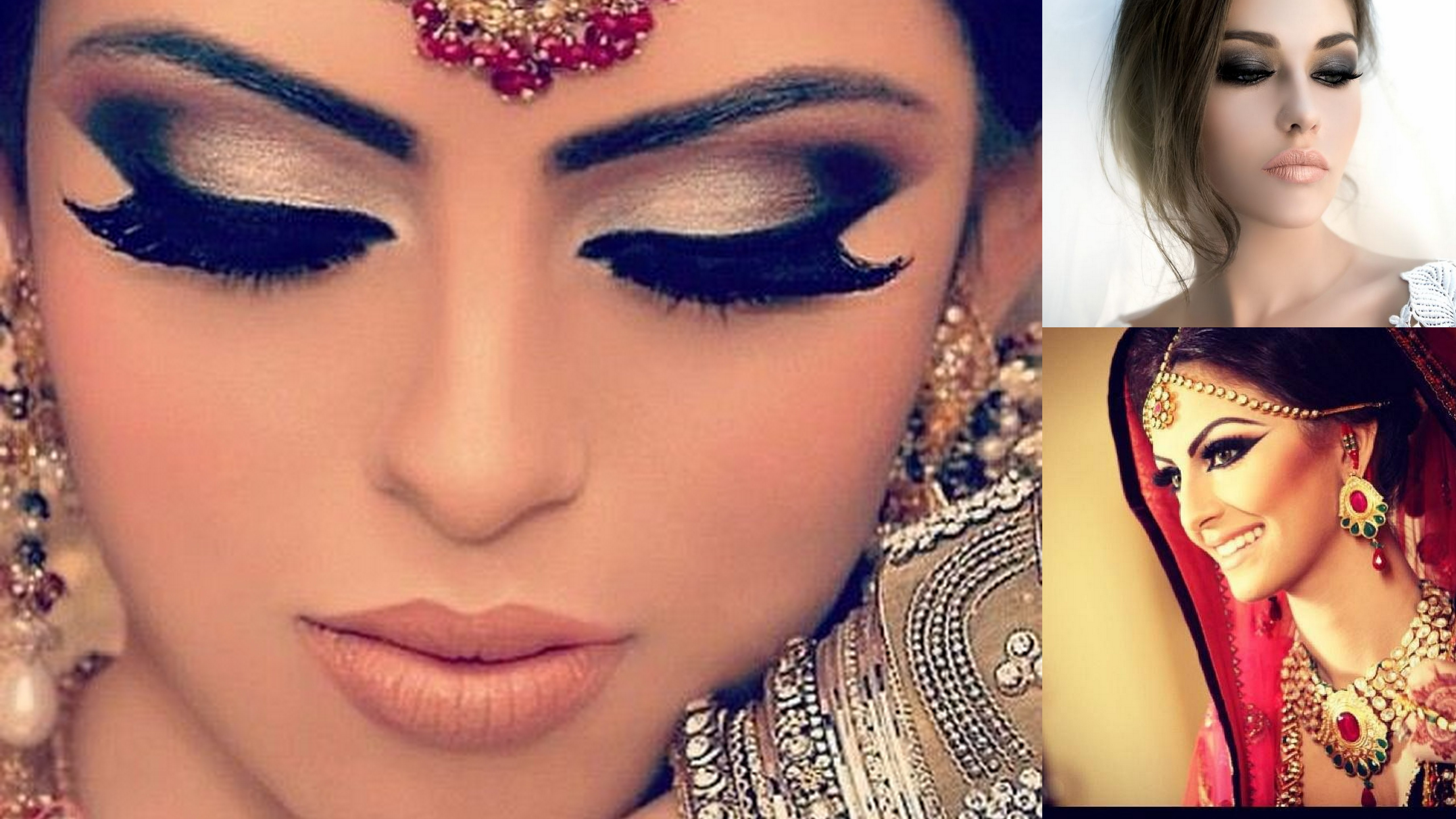 Diffe Bridal Makeup Styles For The