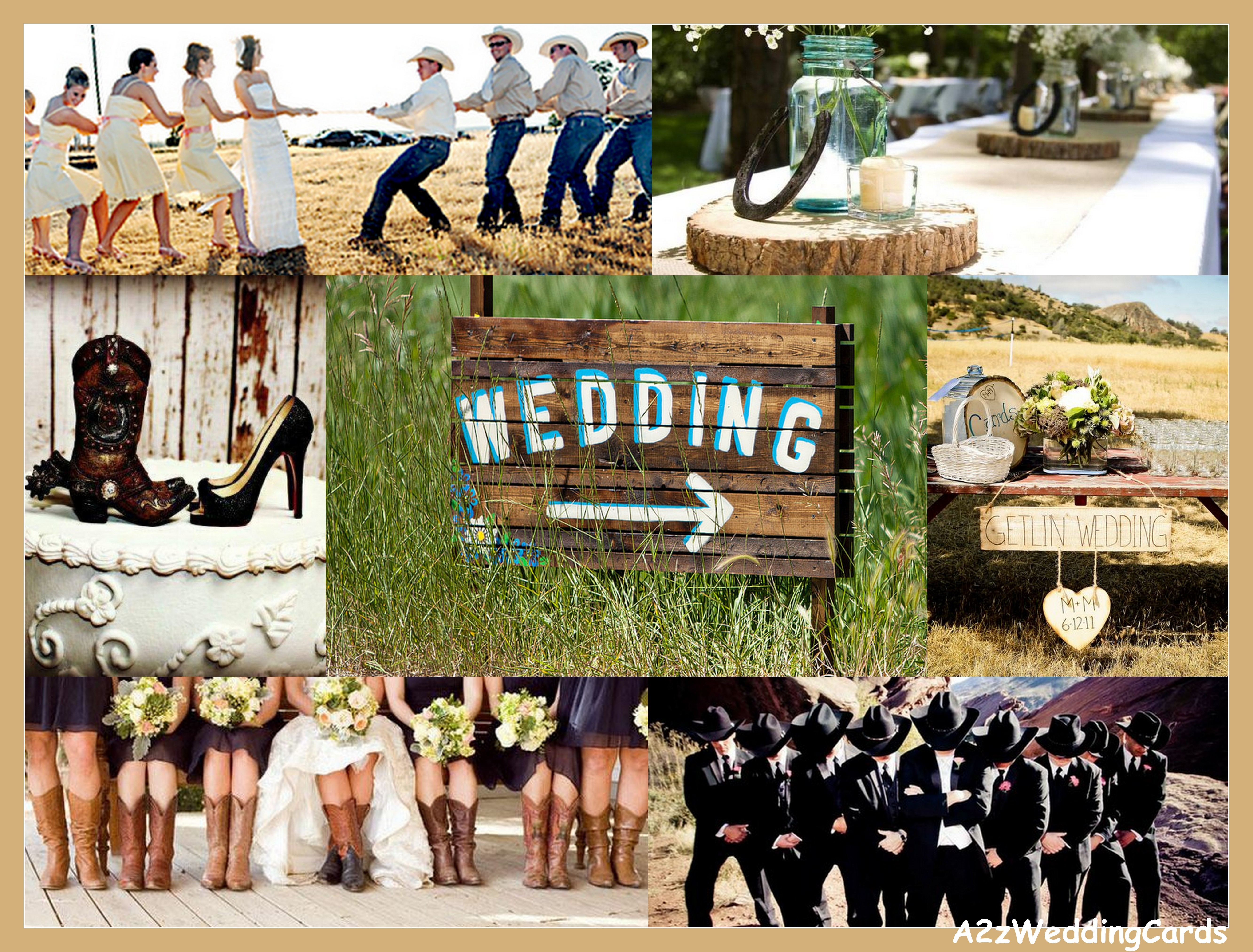 Country Rustic Wedding Invitations as perfect invitations design