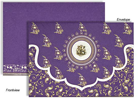 a wonderful gala with beautiful and stylish hindu wedding cards,