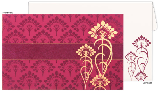 online hindu wedding card design  wedding invitation sample, Wedding invitation