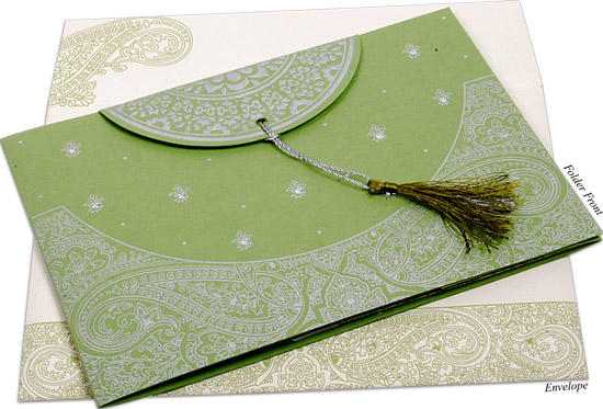 green-wedding-invitations
