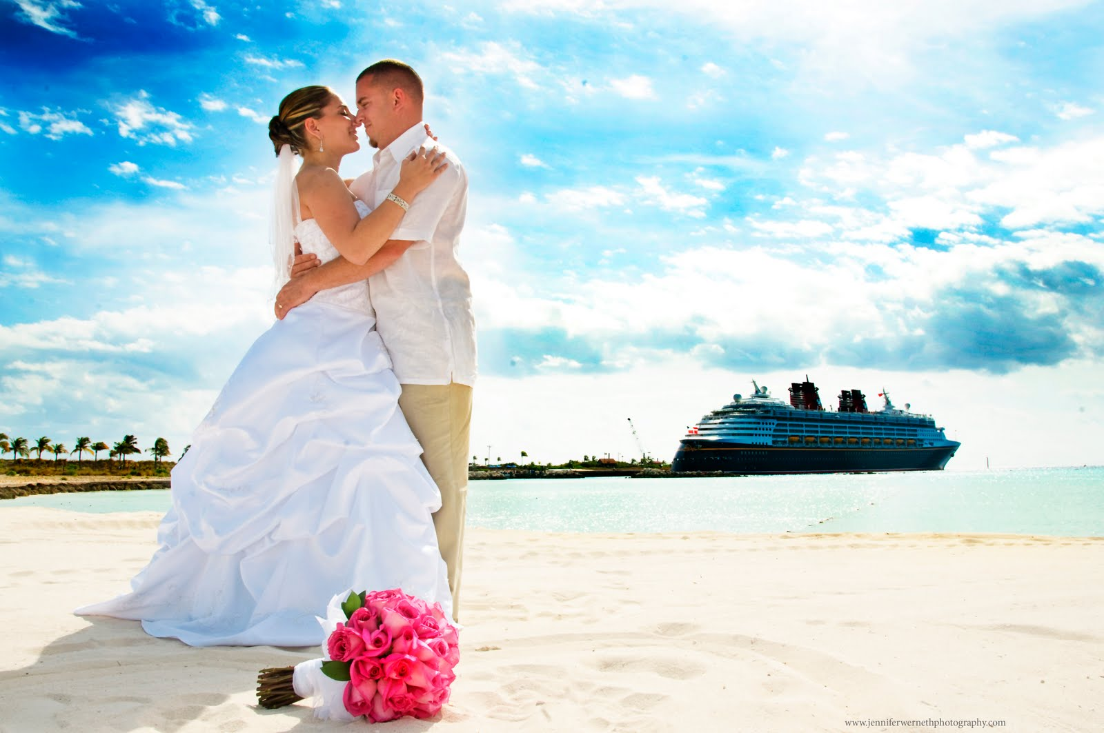 Wonderful Cruise Wedding