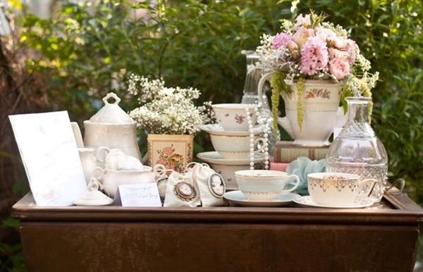 Victorian Themed Wedding