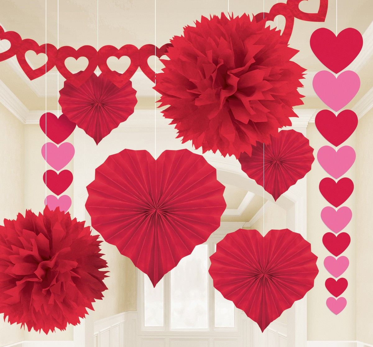 Valentine Theme Wedding Decor