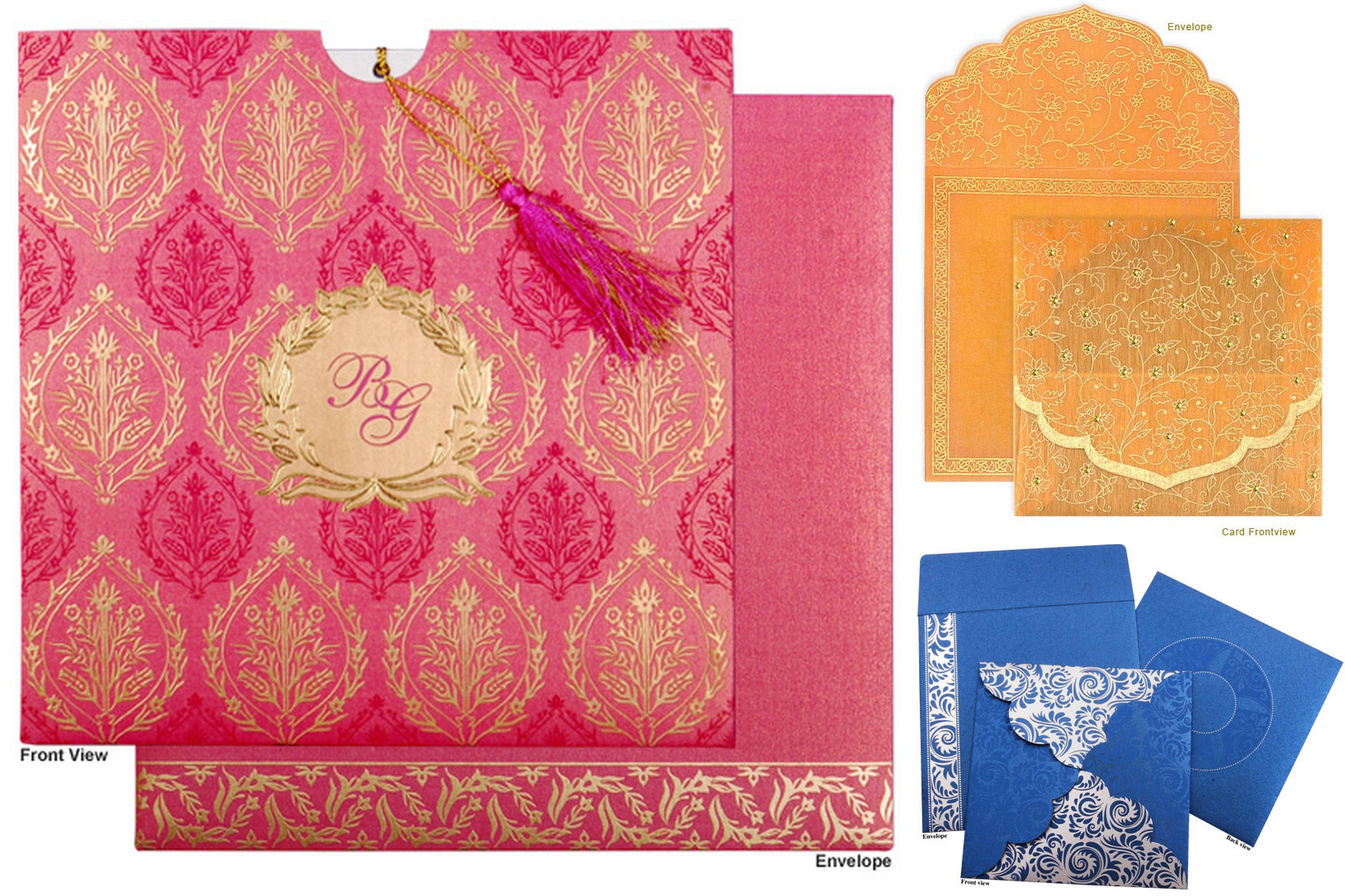 Tips for Wedding Invitation Cards | Wedding Cards | A2zweddingcards