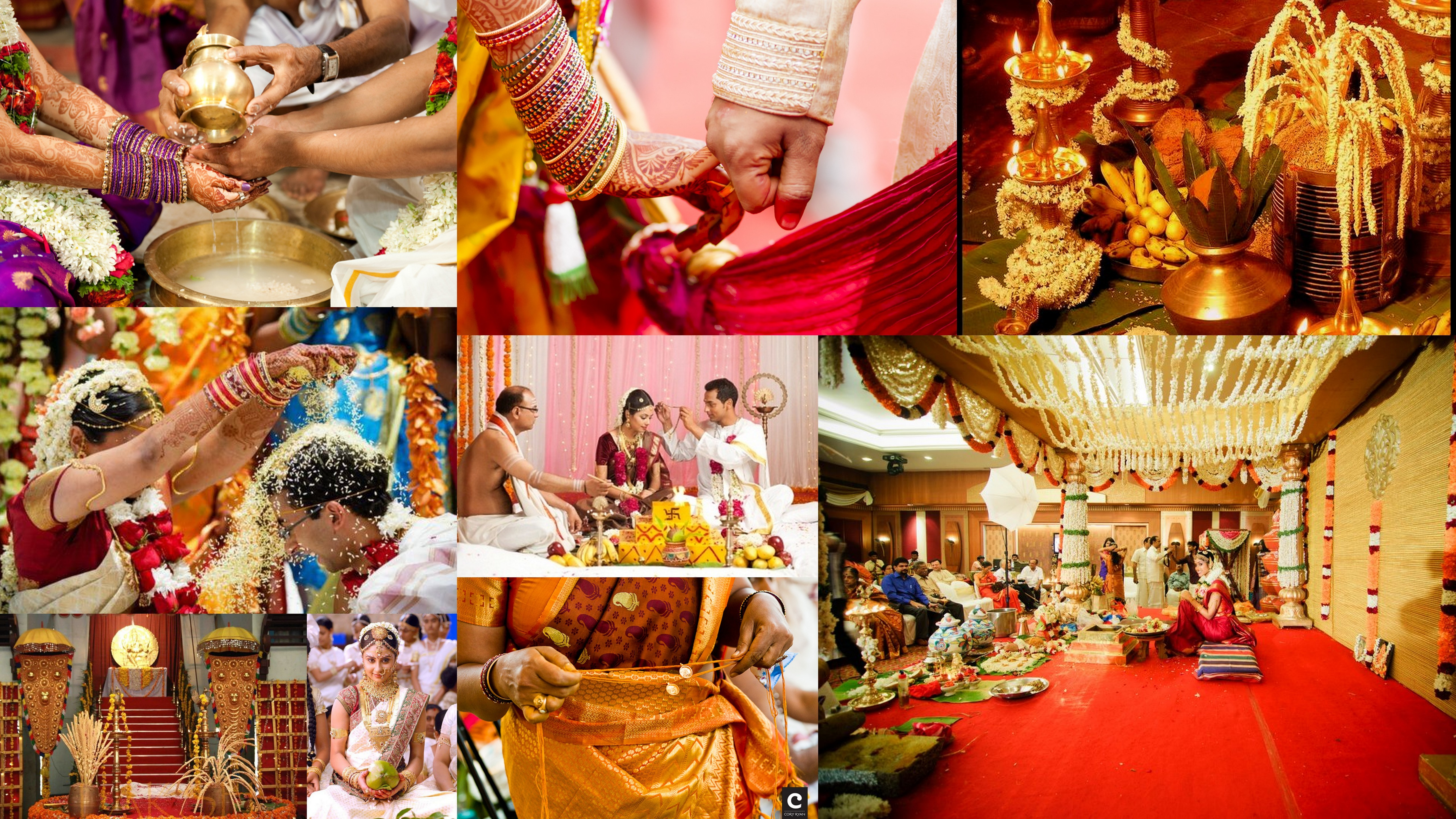 South Indian Wedding Customs And Rituals