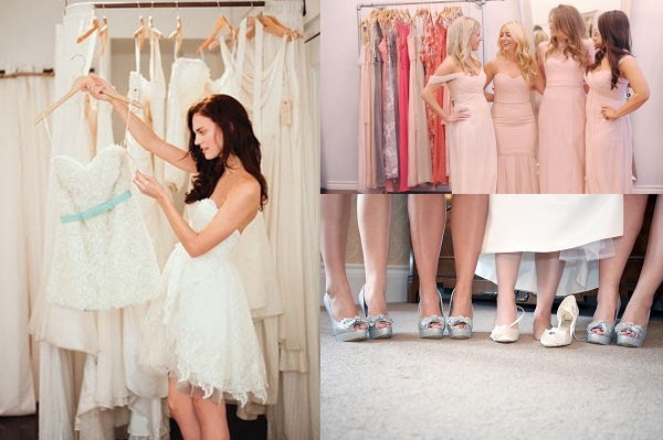 Choosing Bridesmaids Dresses
