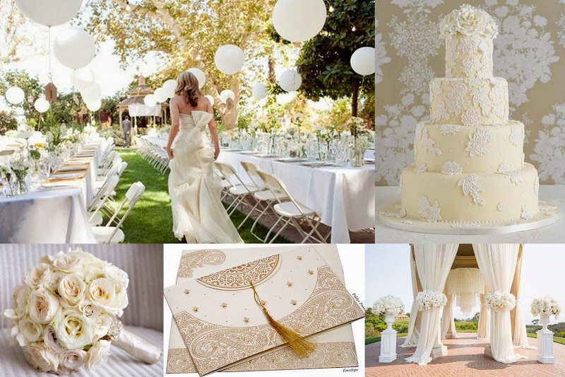 Wedding Angels Decorating Ltd: White Themed Wedding