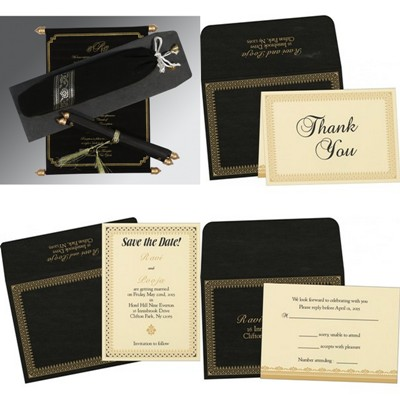 Wedding Invitation Suite | A2zWeddingCards