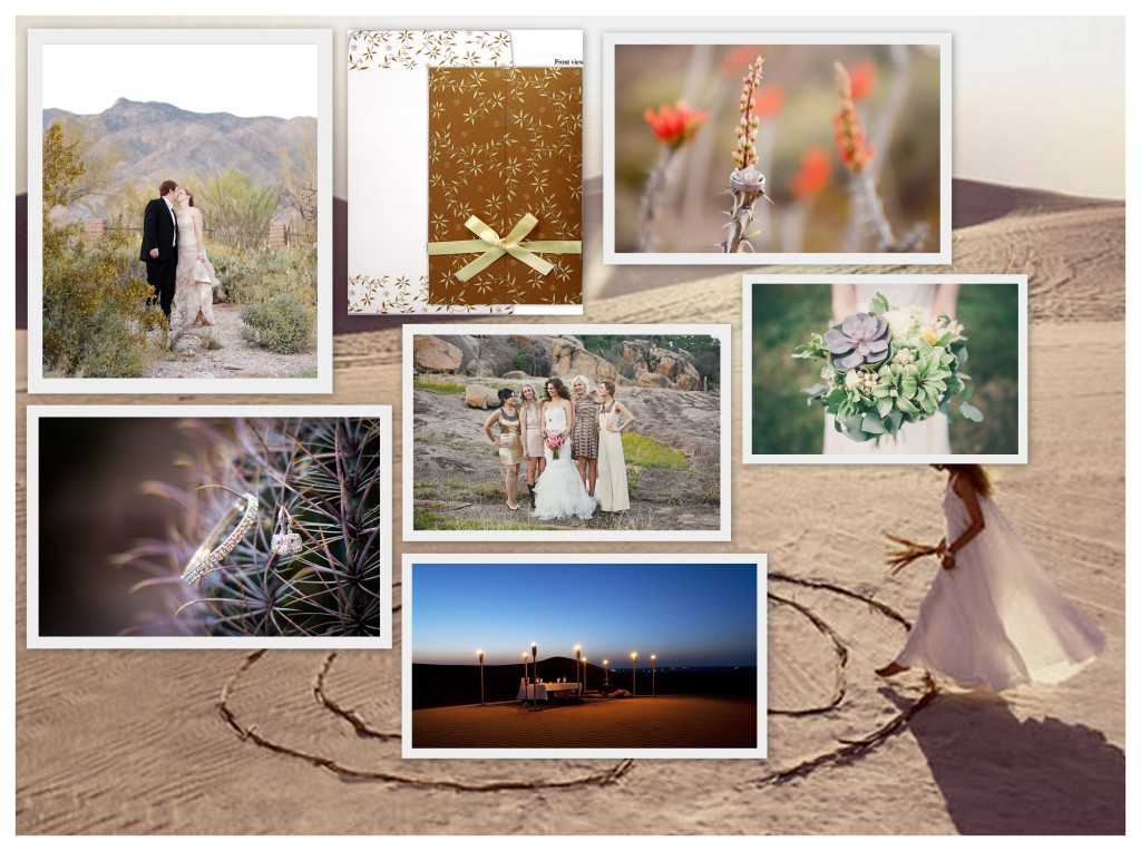 Desert Wedding Colors - A2zWeddingCards