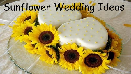 Sunflower Wedding Ideas-A2zWeddingCards