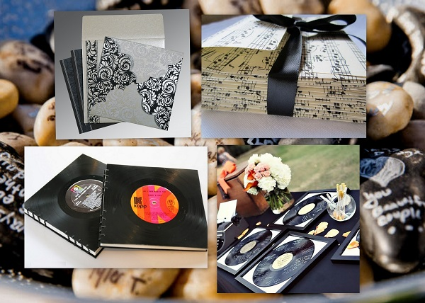 Rock Your Big Day With These Musical Theme Wedding Ideas