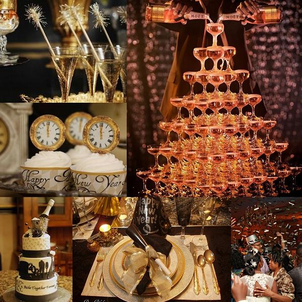 New years eve wedding wedding inspirations a2zweddingcards junglespirit Image collections