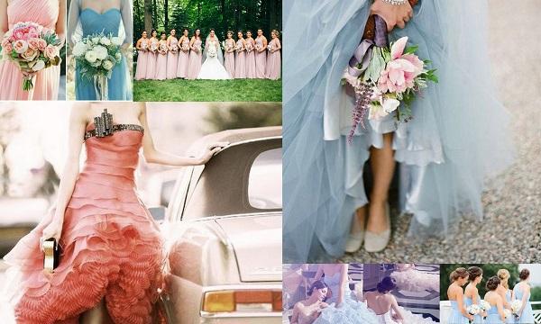 Pantone Color 2016- Wedding Attire - A2zWeddingCards