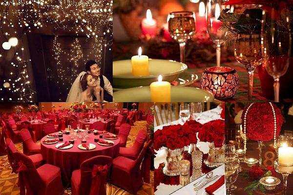 Valentines Theme Wedding Decorations - A2zWeddingCards