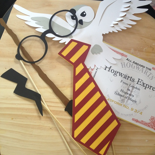 Harry Potter Theme Wedding 11 - A2zWeddingCards