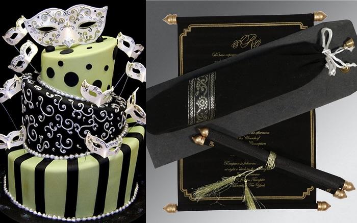 Dramatic & Fun Masquerade Ball Themed Wedding Ideas - 3 - A2zWeddingCards