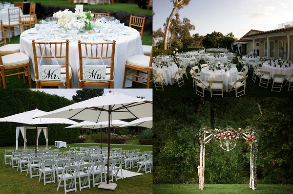 Backyard Weddings - A2zWeddingCards
