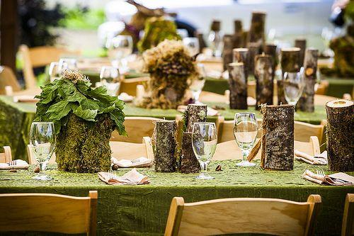 Woodland Theme Wedding - A2zWeddingCards