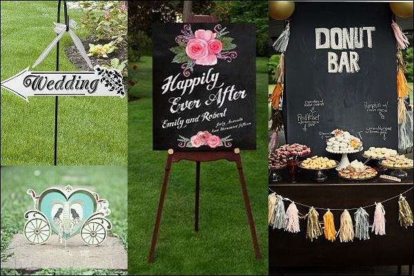 Cool Wedding Signboards - A2zWeddingCards