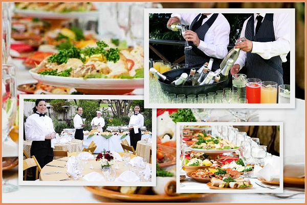 Cost of Servers and Simple Food - A2zWeddingCards
