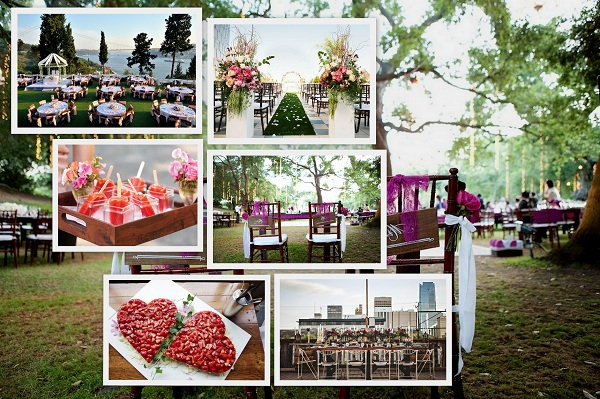 Outside catering & Seasonal Food - A2zWeddingCards