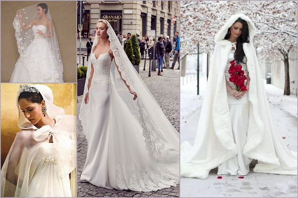 Wedding Gown With Cape: Top Wedding Dress Trends 2017 From Spring Bridal Fashion Week