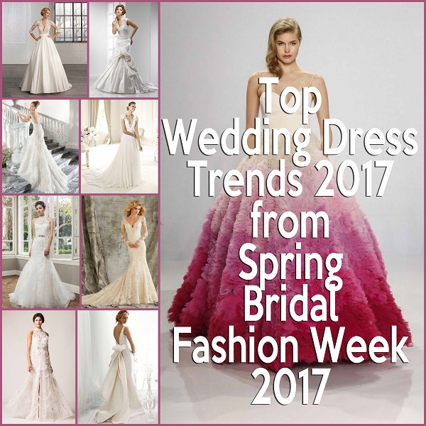 blog colorful trends wedding gowns