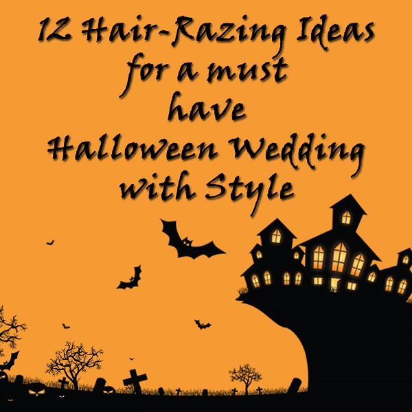 Halloween Wedding - A2zWeddingCards