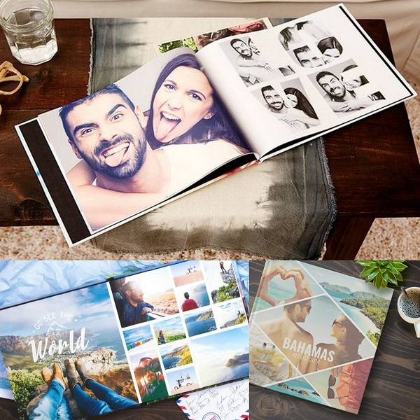 Together Book Photo Album - Wedding Gifts - A2zWeddingCards