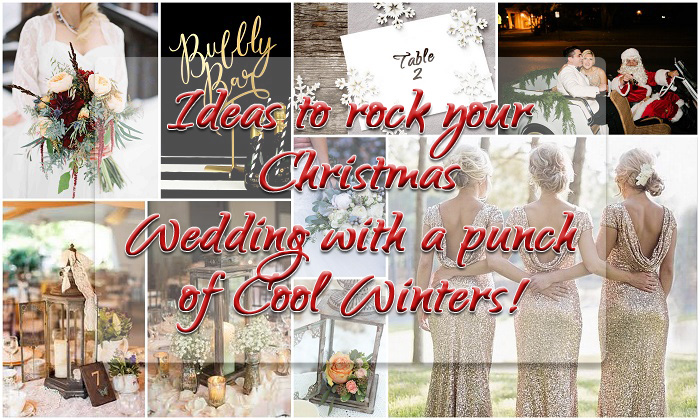 Christmas Winter Wedding - A2zWeddingCards
