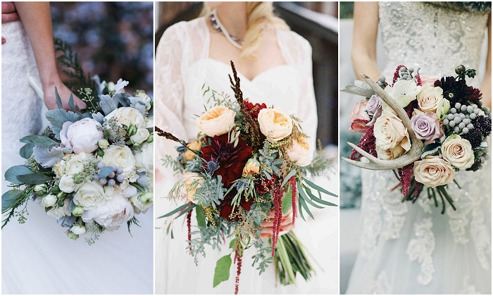 Bridal Bouquets Inspiration - A2zWeddingCards