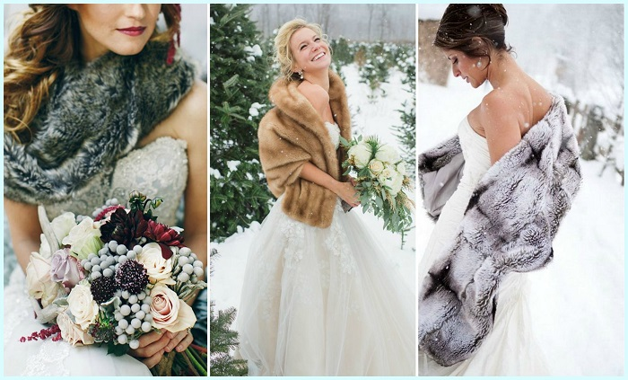 Winter Wedding Attire Ideas - A2zWeddingCards