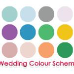 7 popular wedding theme colour schemes for 2017
