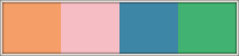 Electic - Wedding Colour Schemes