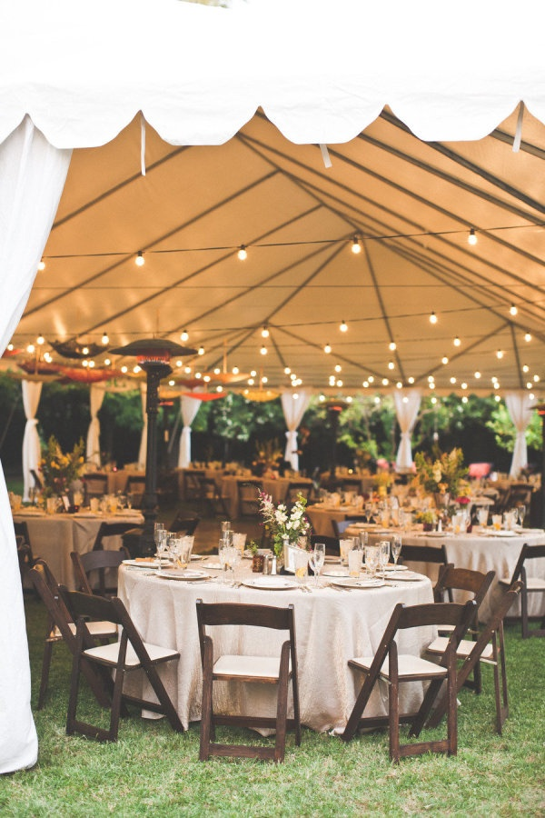 Backyard Wedding Ideas That Reflects That Home Is The Perfect - Backyard weddings ideas