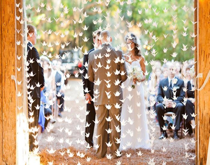 Origami-Wedding-Decoration-Ideas-A2zWeddingCards