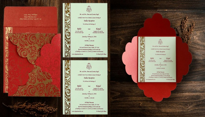 Origami Wedding Invitation: 15 Best Ways To Use DIY Paper Craft In Your Wedding