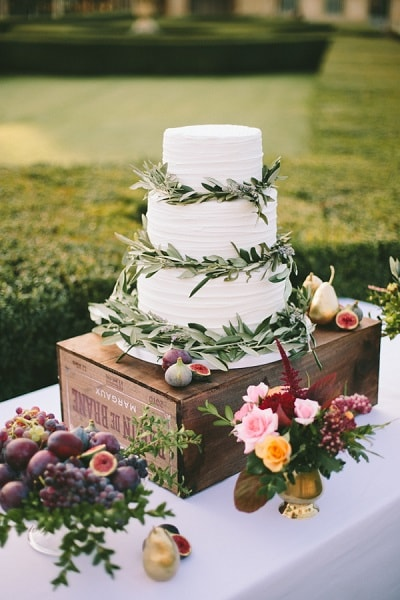 Wedding Ideas Nature Themed Cake Toppers