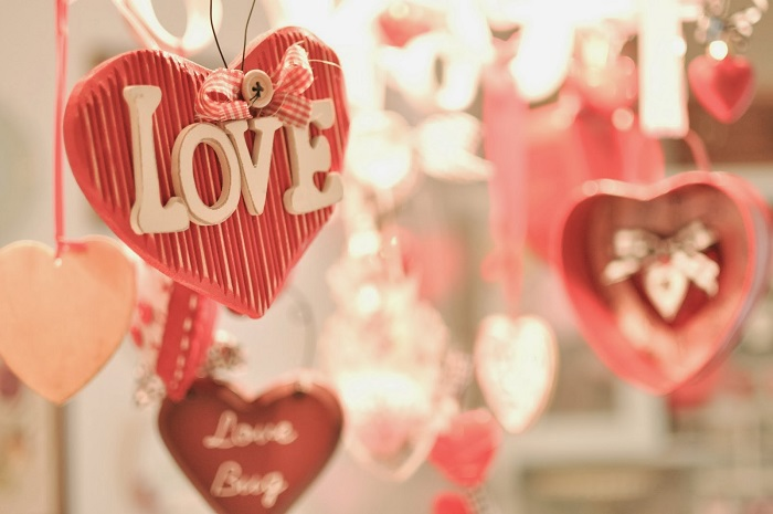 Romantic ideas for Valentine Day Wedding