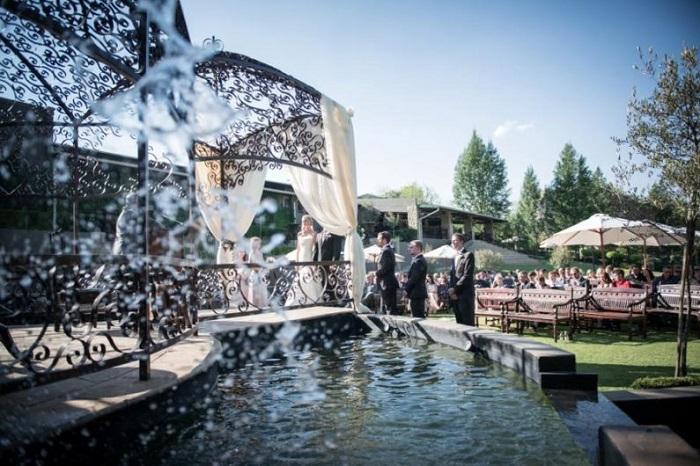 Mulders drift wedding venue