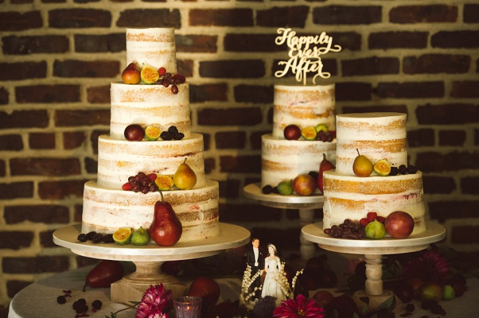 Drool worthy desserts for your wedding