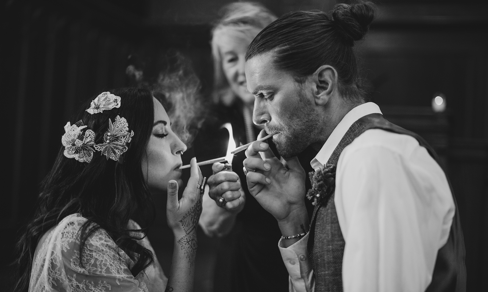 Amazing Ideas To Have A Legit Weed Wedding For Fun