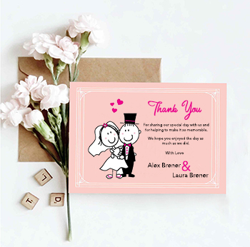 Thank You Cards-A2zWeddingCards