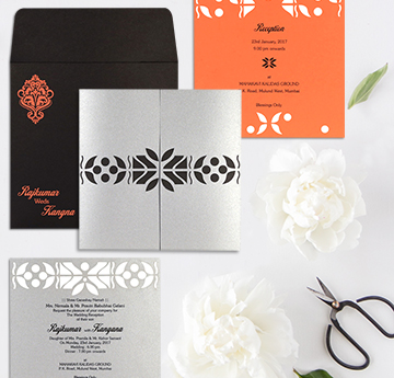 Punjabi Wedding Invitations-A2zWeddingCards
