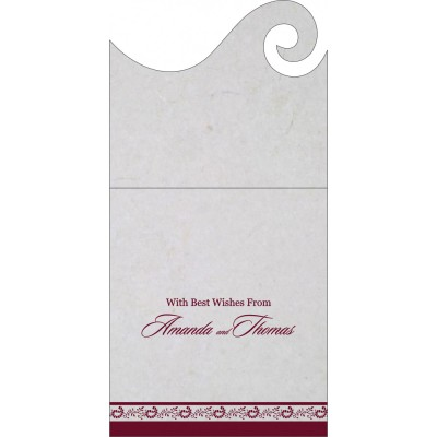 Money Envelope - ME-8208I