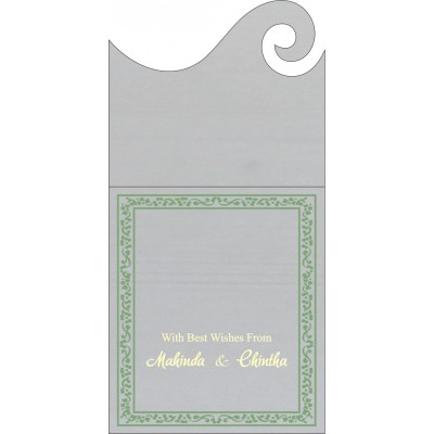 Money Envelope - ME-8214P