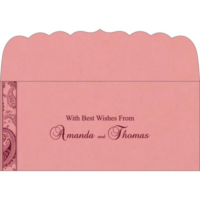 Money Envelope - ME-8250F