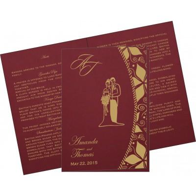 Program Booklet - PC-1169