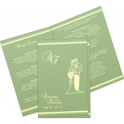 Program Booklet - PC-1190